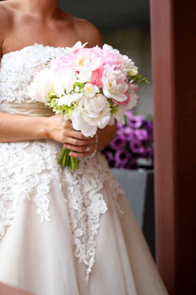 utah summer wedding flowers bouquet
